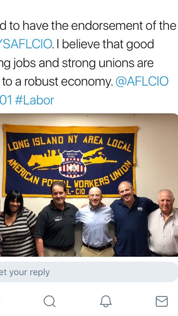 Long Island New York Area Local, APWU |